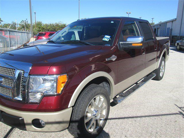 2010 Ford F 150 Royal Red Metallic For Sale In San Antonio Tx Vin