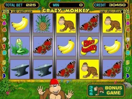 Онлайн игровые автоматы с обезьяной бесплатно люди играют в игровые аппараты