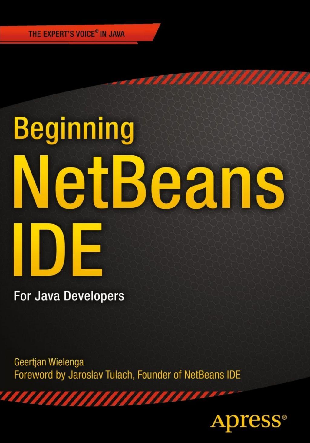 Beginning NetBeans IDE (eBook) Java library, Ebooks, Java
