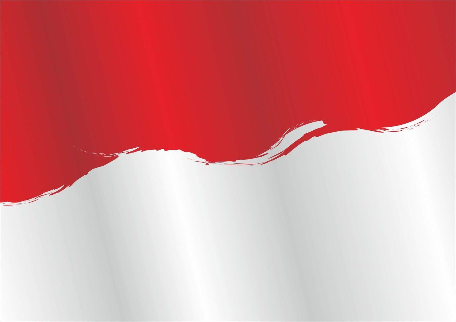 Bendera Negara Putih Merah