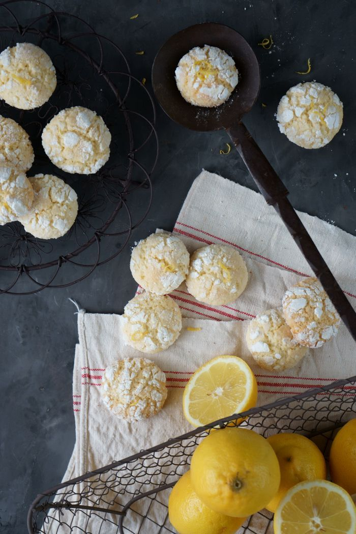 Biscotti al Limone – italienische Zitronenplätzchen - Lissi's Passion
