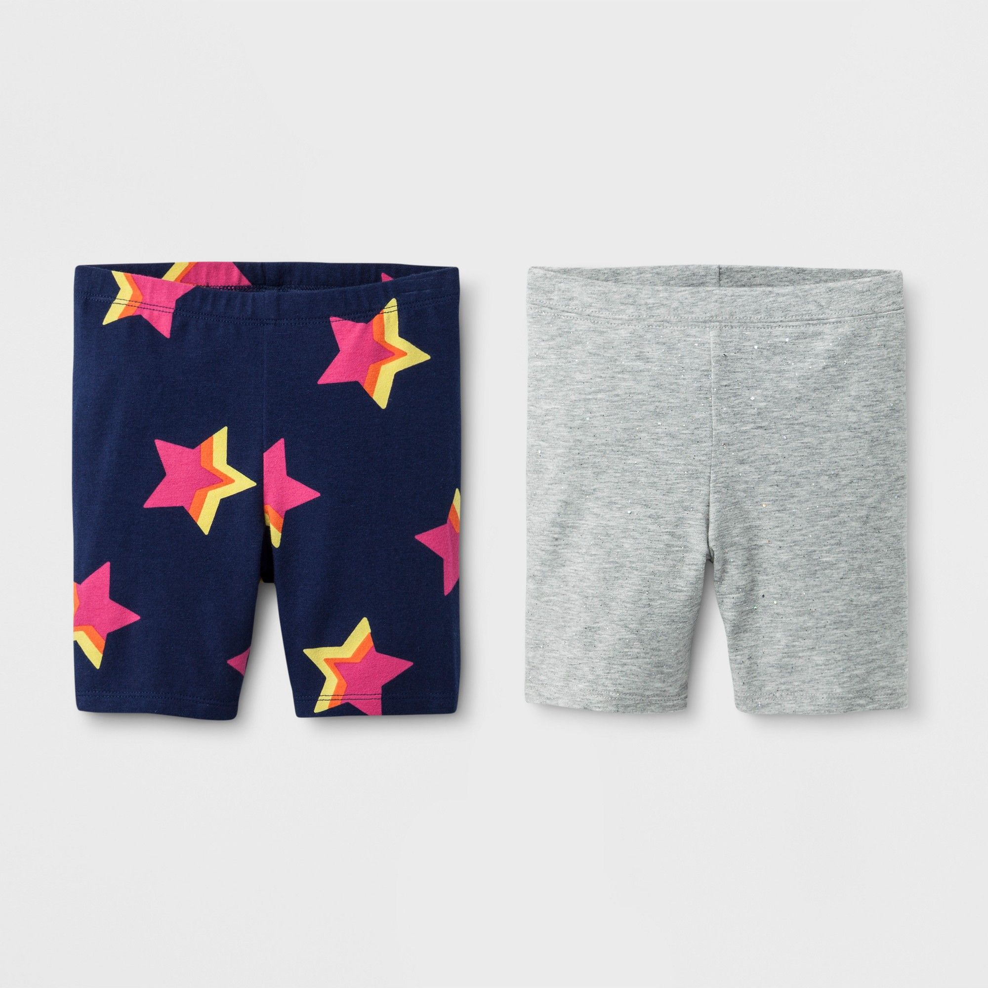 0ce147fc Toddler Girls' Trouser Shorts - Cat & Jack Blue Gray 12M | Products ...