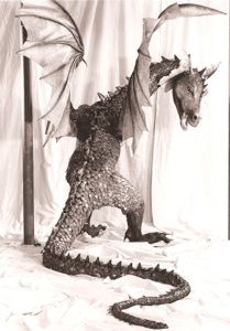 Eustace As A Dragon From C S Lewis Stories Of Narnia The Voyage