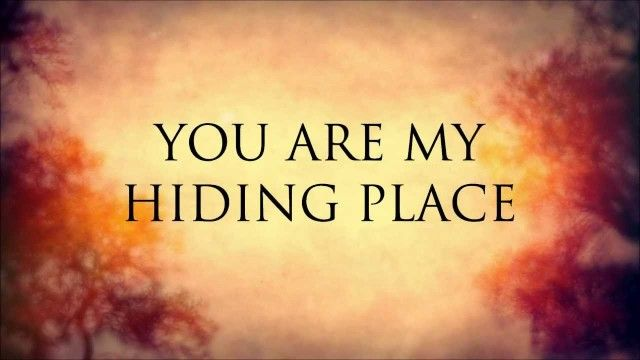 """"""" Jesus is My hiding Place """"  In the cover of your presence you hide them from the plots of men; you store them in your shelter from the strife of tongues.  Psalms 31:20  Commentary:  people who would come up against us, and the Lord promised they could not harm us. He revealed beforehand that we would be despised, persecuted and hated by all around us, and it was true. When we began, our testimony in baptism and breaking of bread, all the leading men came up against us and adopted many…"""