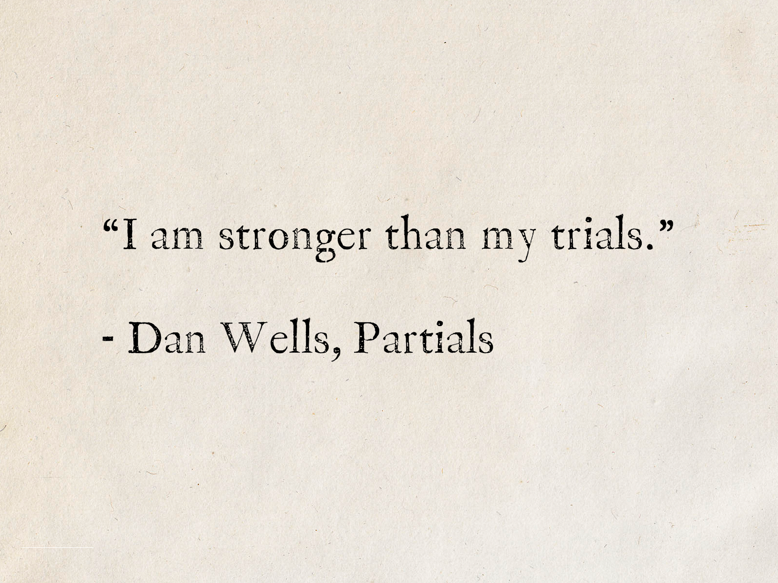 Image result for I am stronger than my trials