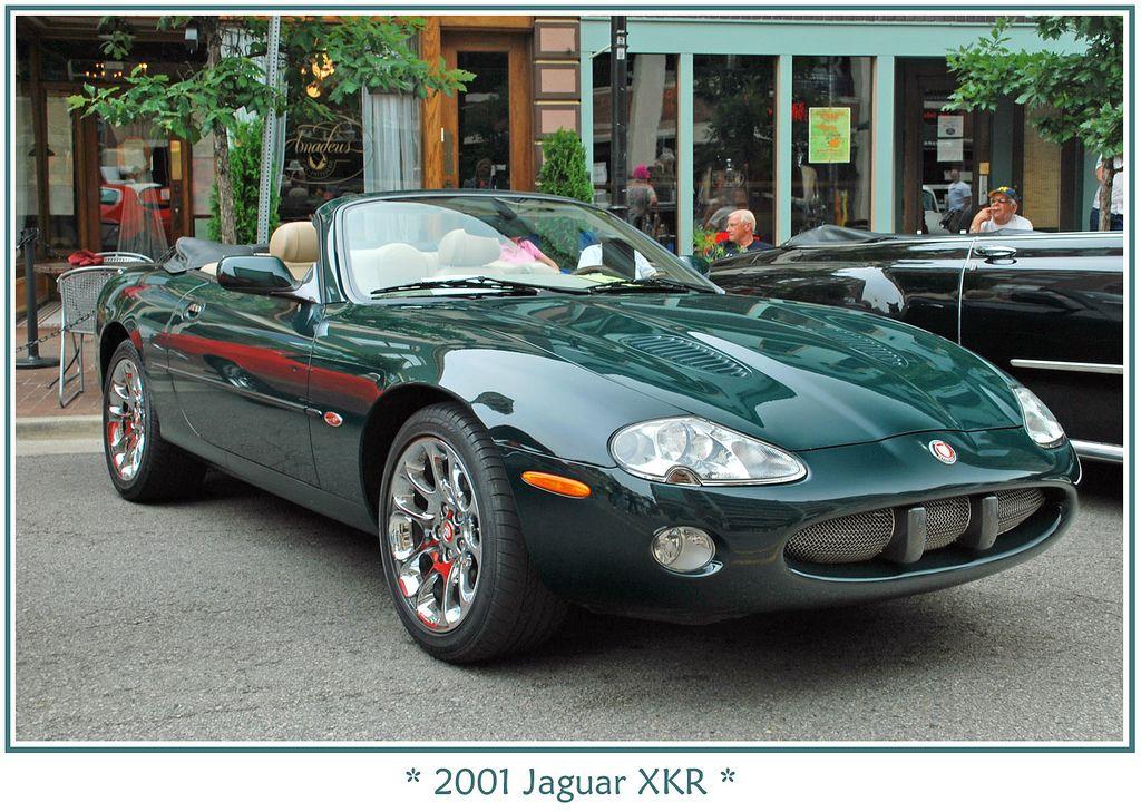 2001 Jaguar XKR | Classic cars, Jaguar car, Jaguar