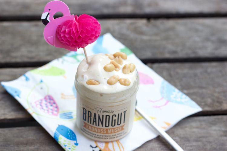 Banana Peanutbutter Icecream