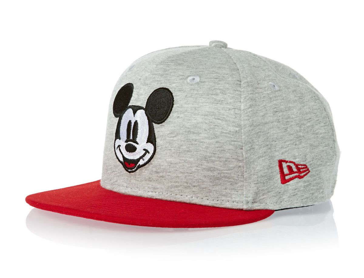 Jersey Mickey Mouse 59fifty Fitted Baseball Cap By Disney X New Era Cosas
