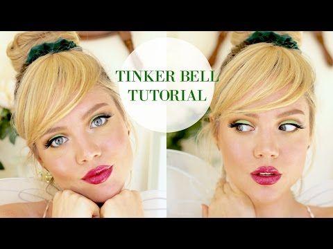 Le Maquillage De La Fée Clochette Idées Et Tutos Diy