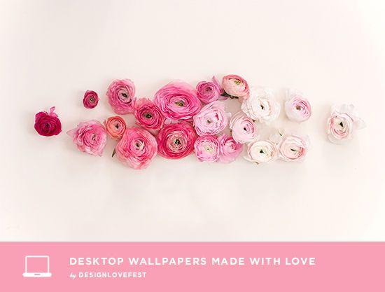 floral desktop downloads   designlovefest   Downloads   Pinterest ...