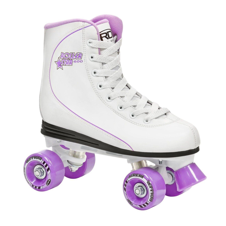 Quad roller skates amazon - Amazon Com Roller Derby U723w06 Star 600 Women S Quad Skate Size 6