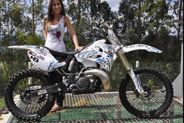 I Have Always Dreamed Of Being A Mulisha Maiden Because It Is My Lifestyle And Live For The Sport