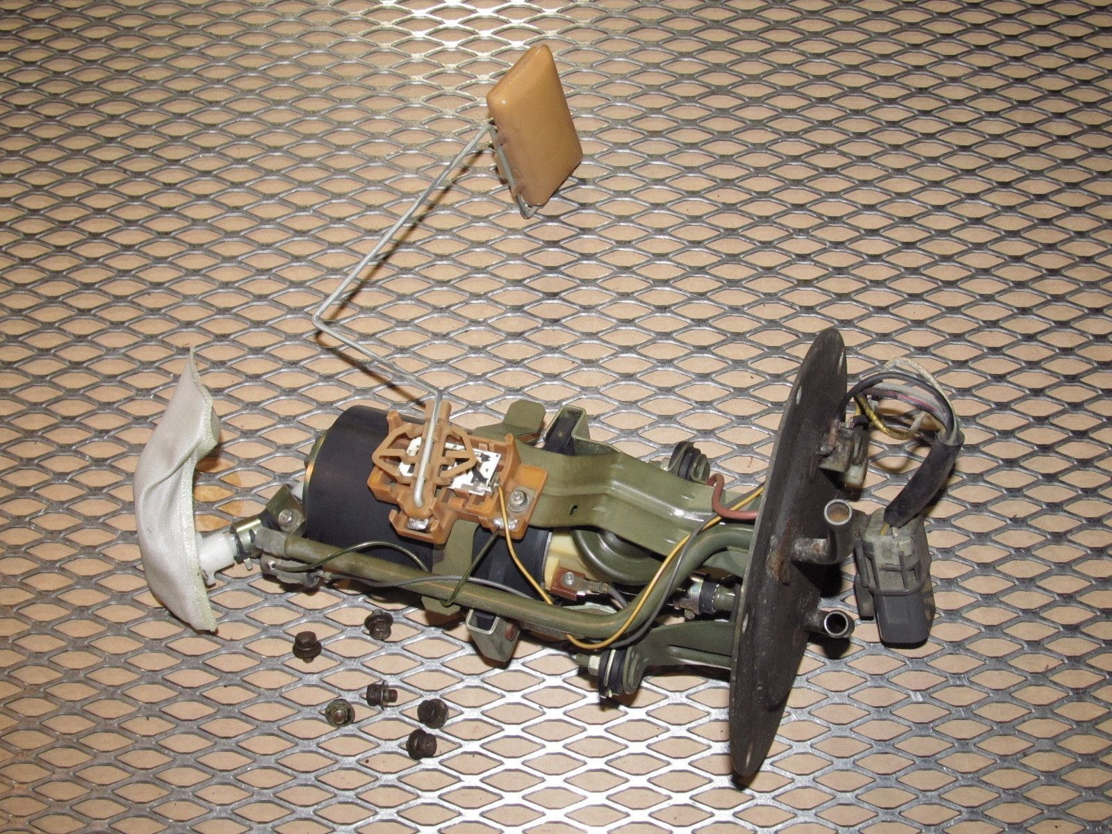 90-96 Nissan 300zx OEM Fuel Pump & Sending Unit - NA | Products