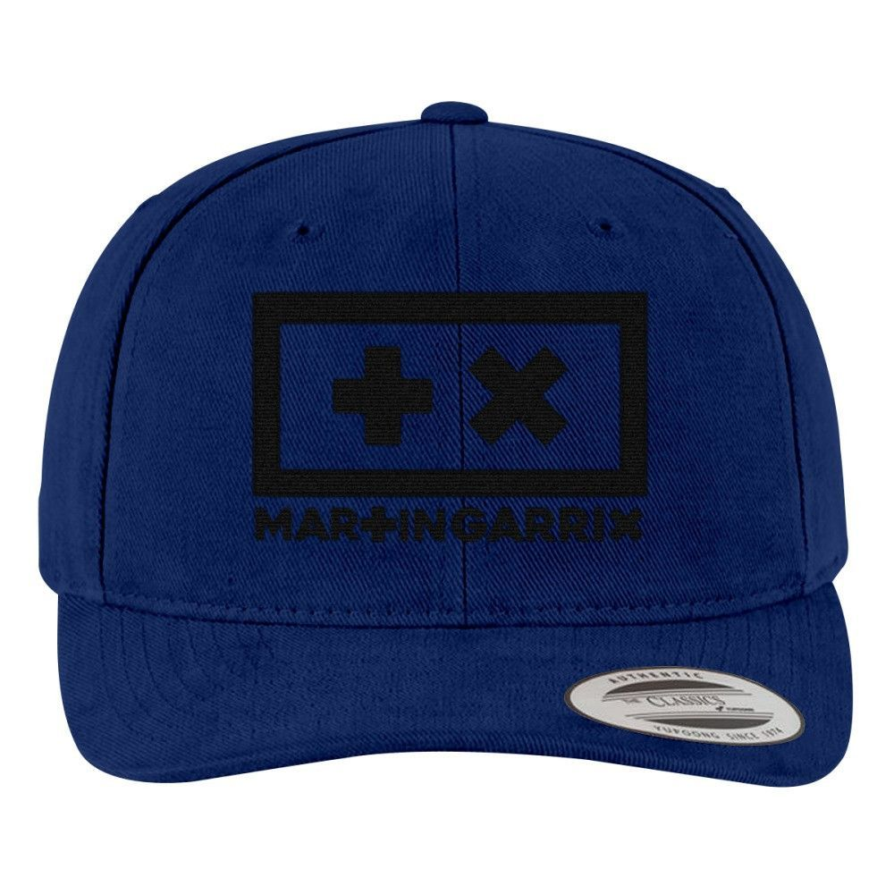 Martin Garrix Brushed Embroidered Cotton Twill Hat