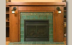 Arts And Crafts Fireplace Tile Decorative Tiles, Handmade Tiles, Fireplace Tiles, Kitchen Tiles