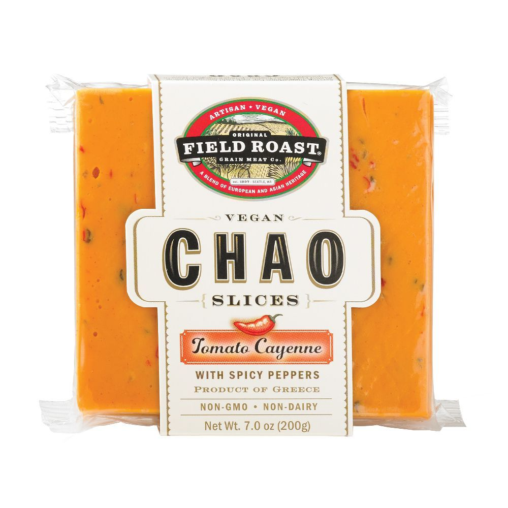 Ditching Dairy Try These Shockingly Good Vegan Cheese Alternatives Field Roast Best Vegan Cheese Chao Cheese