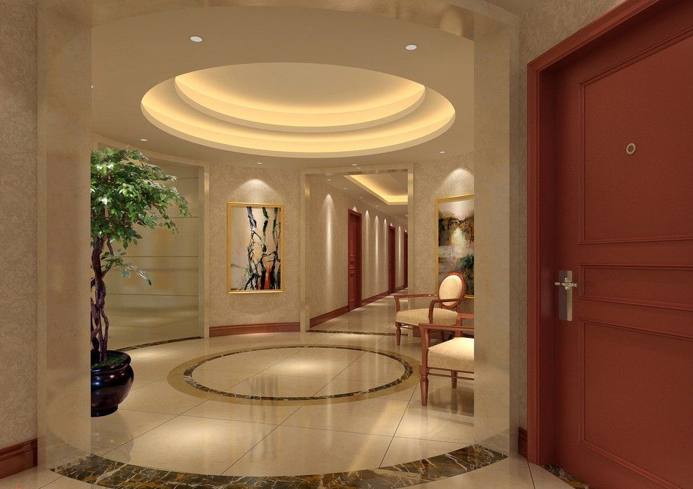hotel hallway lighting ideas. Enchanting Pretty And Lovely Hotel Ceiling Designs With Round Corridor Lighting Idea Hallway Ideas U