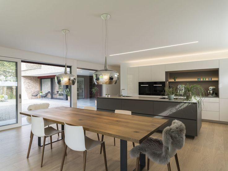 Detached house # Feldkirch # modern Timber construction # modern architecture # flat roof # rich