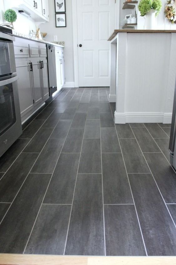 Kitchen Flooring Ideas, Best Pictures, Design And Decor About Tile Pattern.  Inexpensive