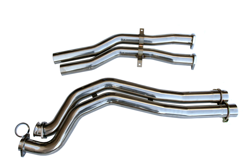 Agency Power Section 2 Midpipes E46 BMW M3 01 05 Bmw