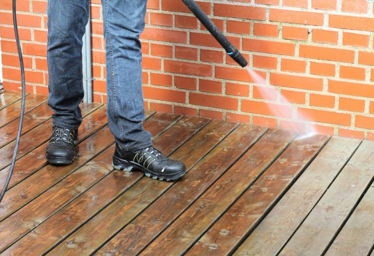 How to remove green algae from wooden deck deckstainpro