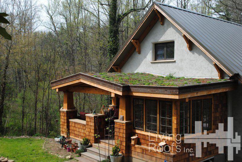Best Green Roof Green Roof Porch Design Garage Design 400 x 300