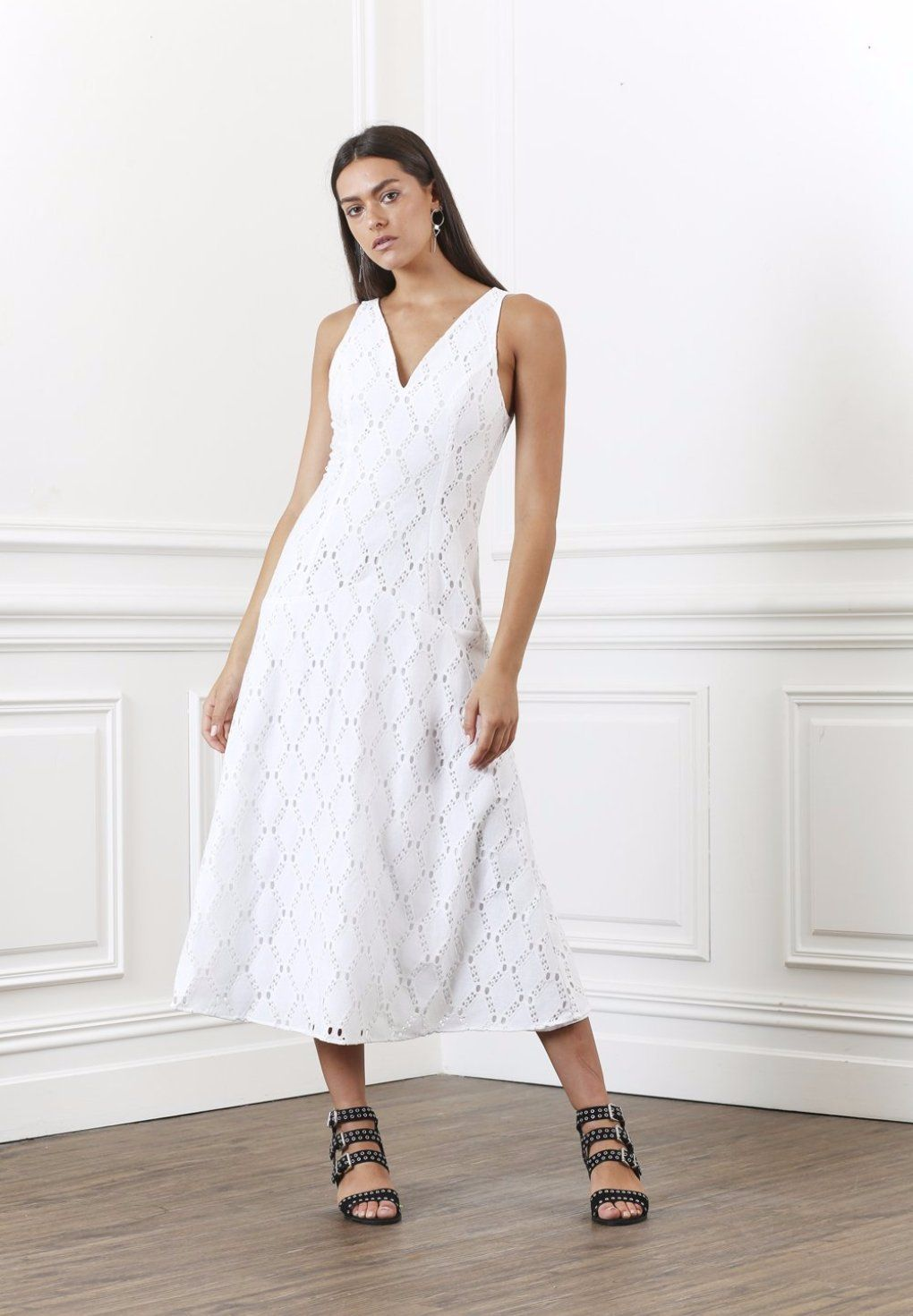Lustre lace long dress in white lace long dresses australia and