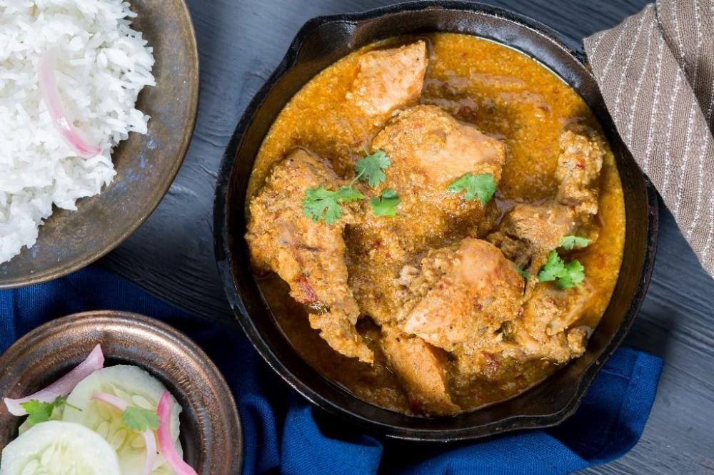 Chicken Xacuti Recipe Goan Chicken Gravy Recipe Recipes Chicken Gravy Veg Recipes