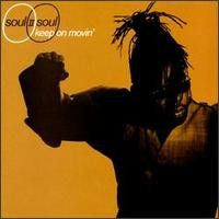 It was (and still is) a beautiful morning for a nice 45 minute walk listening to the entire Soul II Soul Keep On Movin' album... :-)
