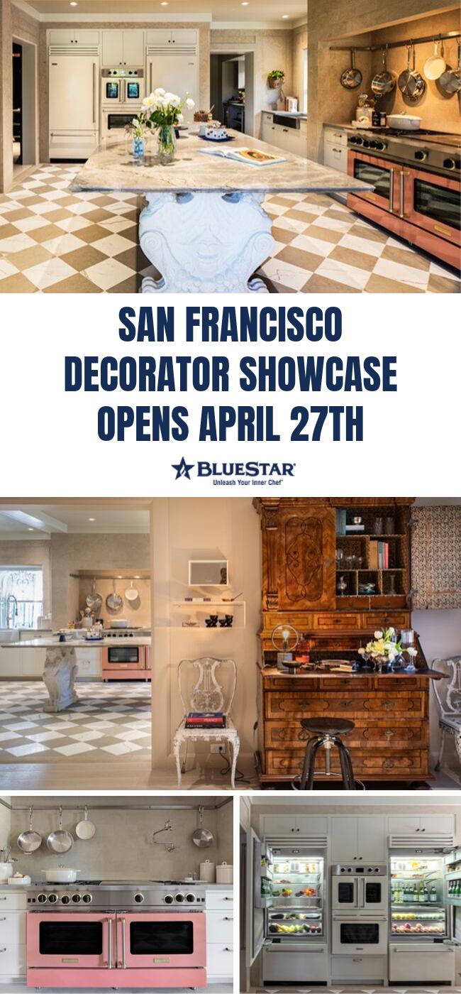 2019 San Francisco Decorator Showcase Opens April 27th