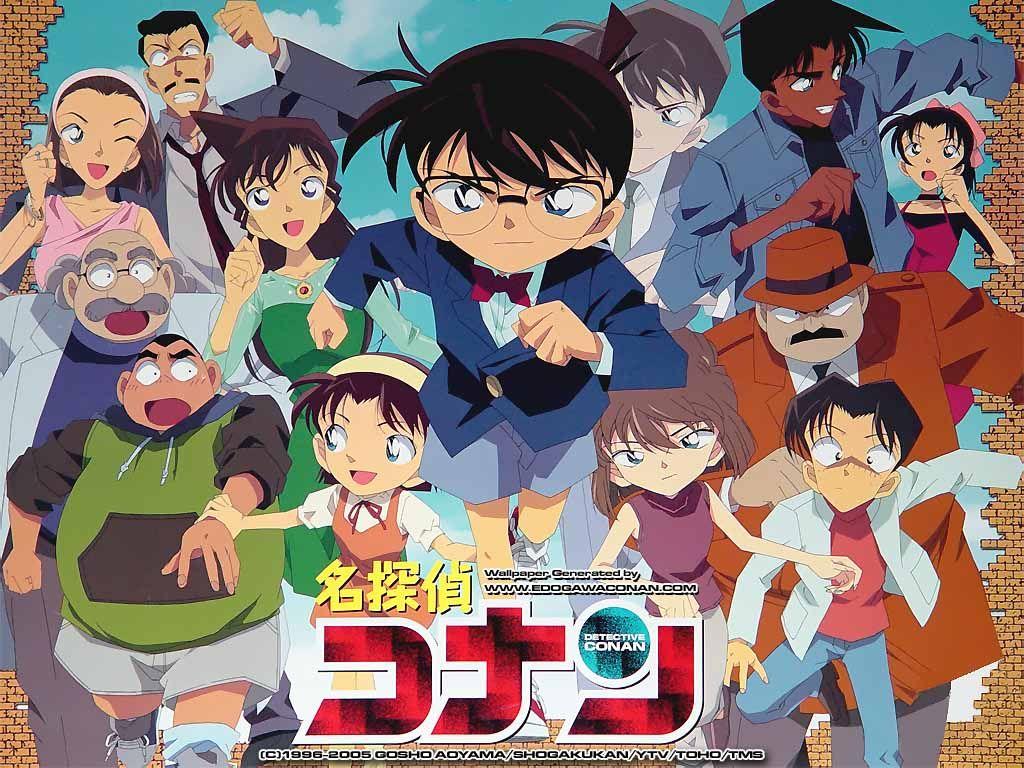 名探偵コナン 主要登場人物 声優 キャラクター一覧 実は声優が変わっていたキャラも 刑事 名探偵コナン 昭和 漫画