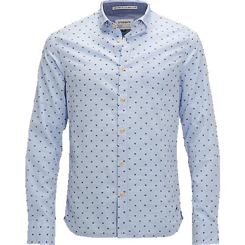 Overhemd, Stangata Allover Shirt - The Sting