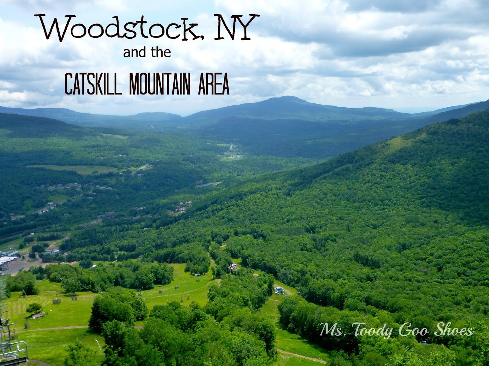 Woodstock, NY and The Catskill Mountains A Tour
