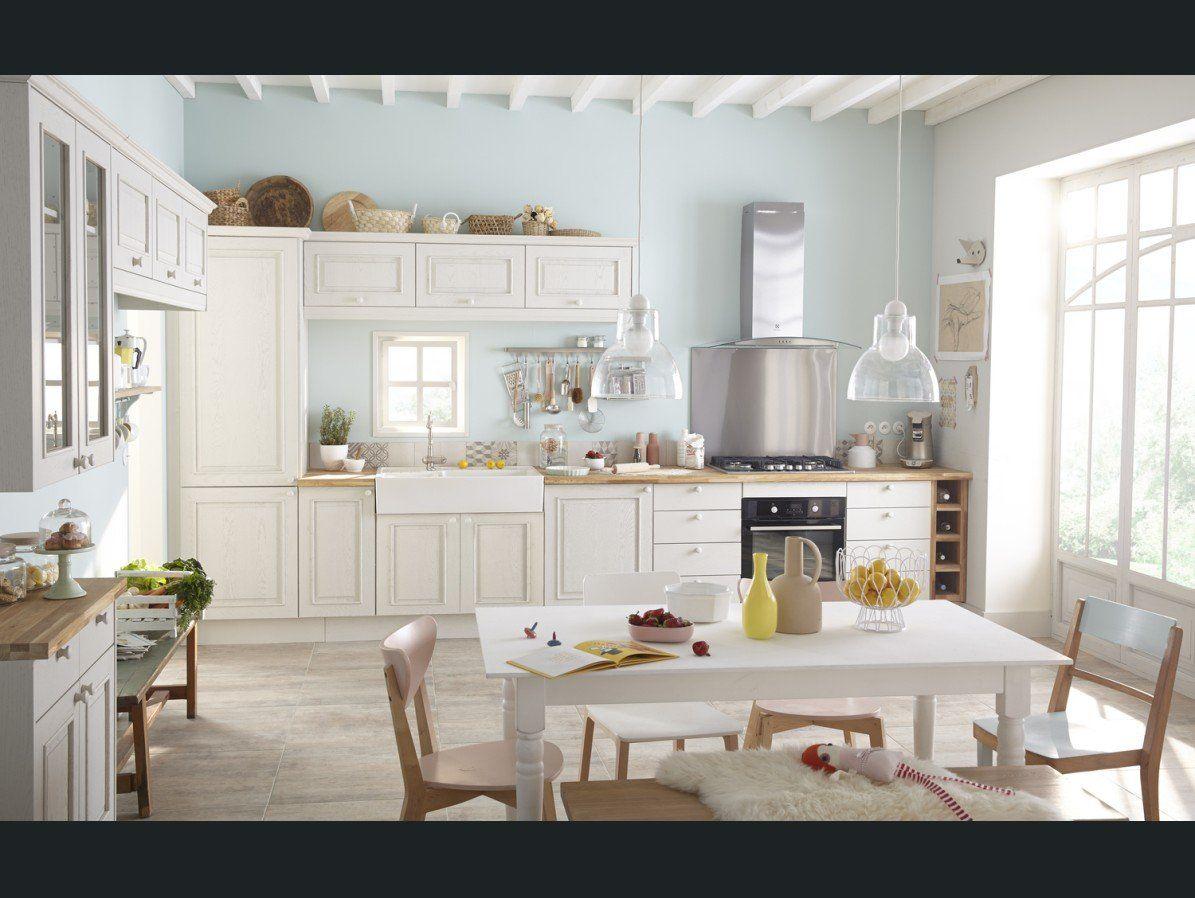 Cuisines Delinia : meubles fonctionnels et tendances - Leroy