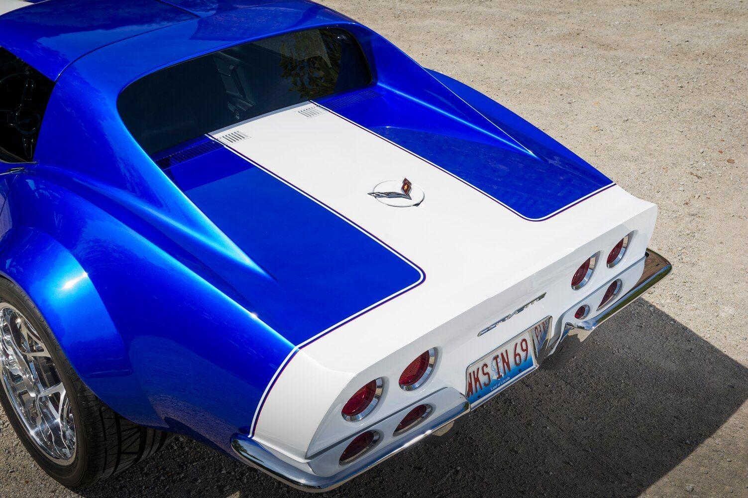 Ls Powered 1969 Chevrolet Corvette Stingray Comes Full Circle In 2020 Chevrolet Corvette Stingray Corvette Corvette Stingray