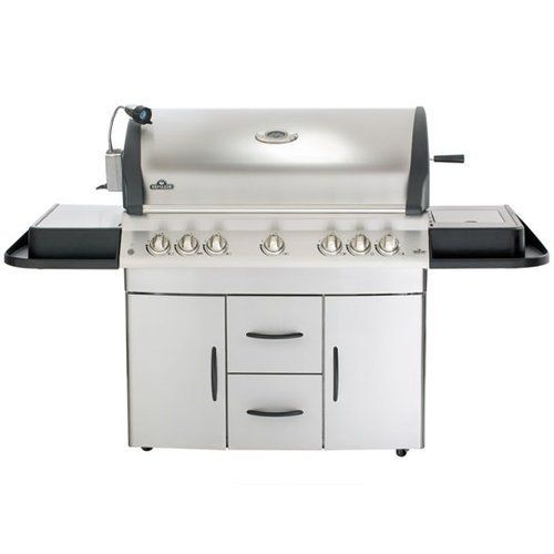 Napoleon M730rsbipss 1 Mirage Propane Gas Grill With Infrared Rear