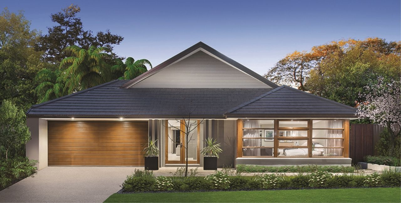 Porter davis homes house design vancouver exteriors for Vancouver house plans