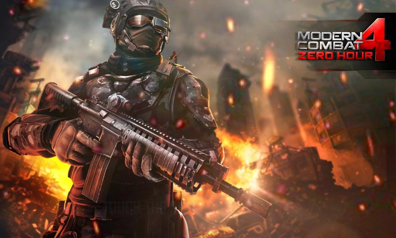 Modern Combat 4 Download Xap File For 512mb Windows Phone Devices Fps Games Combat First Person Shooter