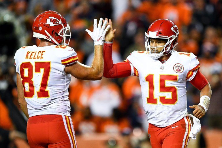 Six Chiefs players make 2019 Pro Bowl roster, including