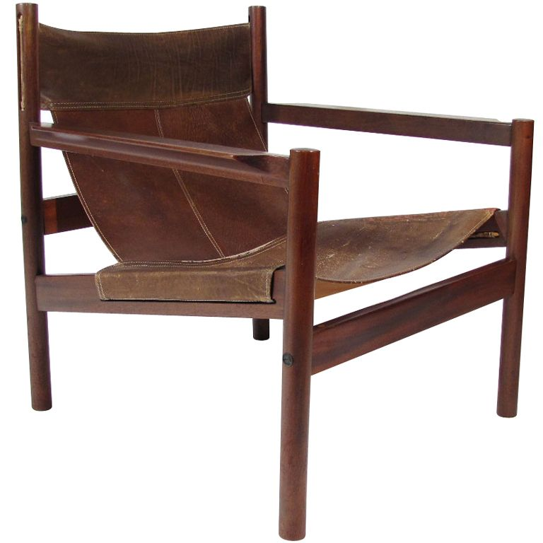 Designer Sling Chairs: Chair, Diy Chair, Furniture Projects