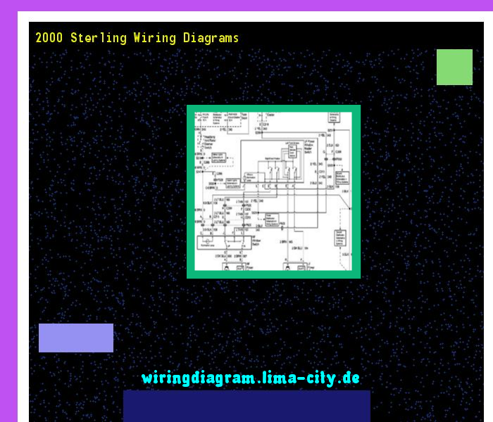 2000 sterling wiring diagrams wiring diagram 175442 amazing rh pinterest com