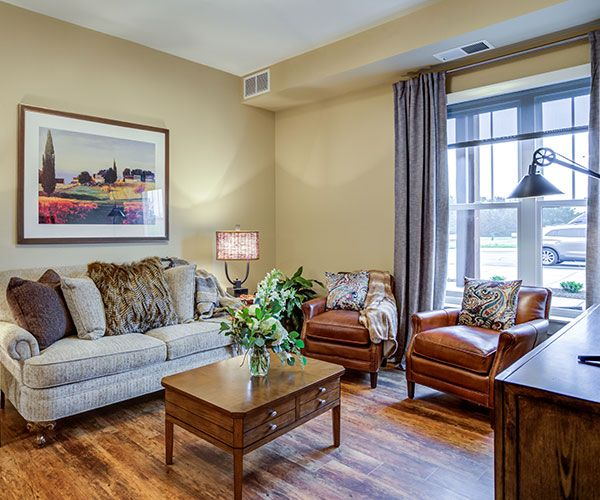 Cook Street Apartments: Senior Living Community