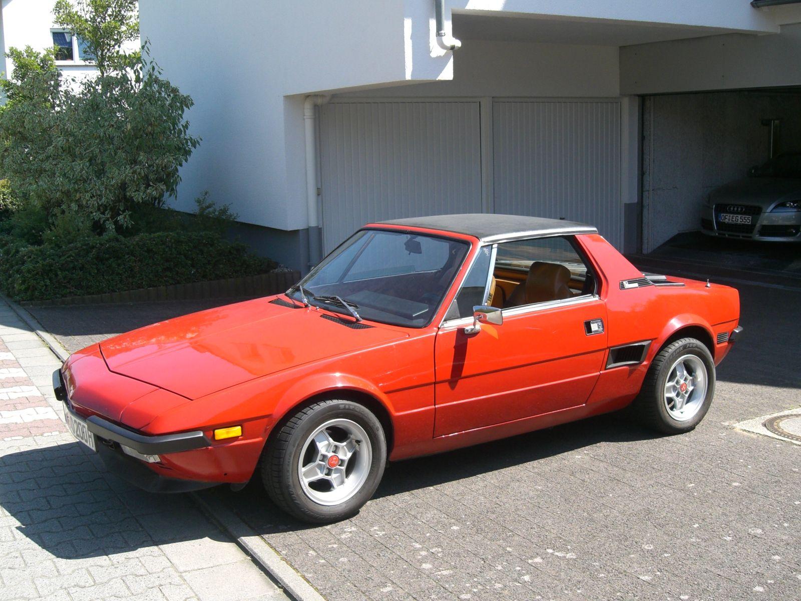 FIAT X19 / 78 | régiiskola | Pinterest | Fiat x19, Fiat and Cars