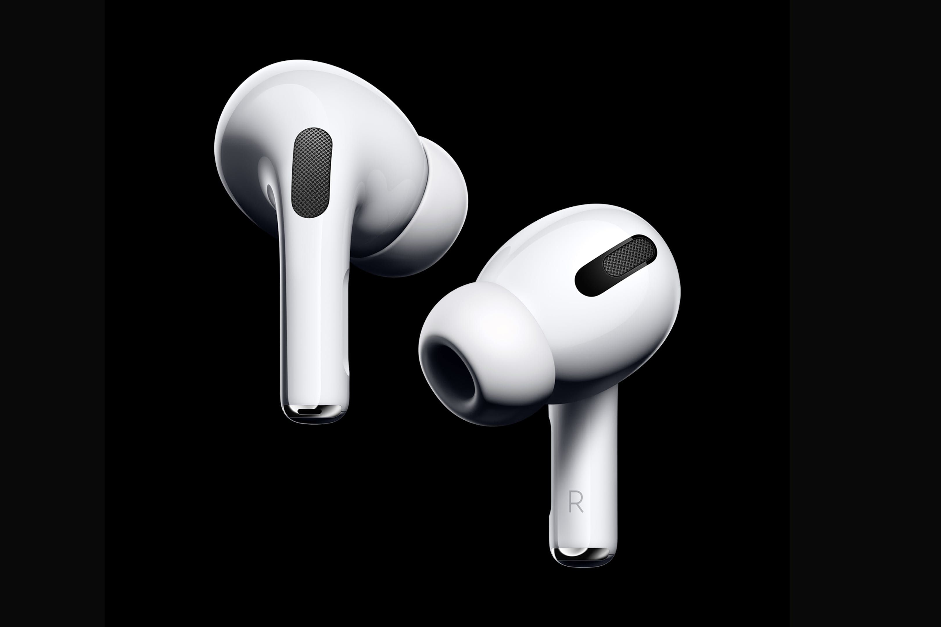 Why Apple S Airpods Pro Are A Game Changer For Frequent Travelers Airpods Pro Earbuds Noise Cancelling