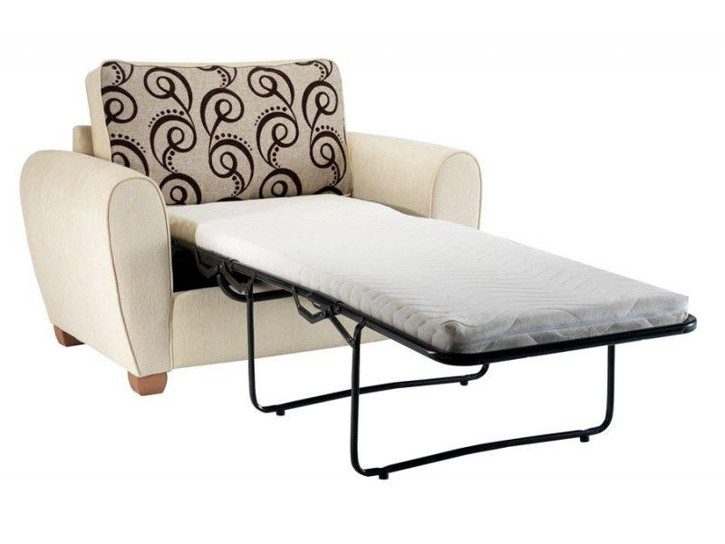 Paris Single Chair Sofa Bed