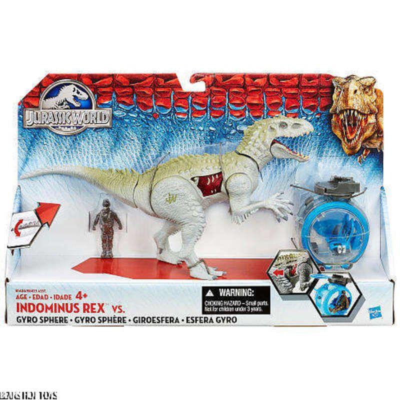 Dinosauri Jurassic World Indominus Rex Action Figure