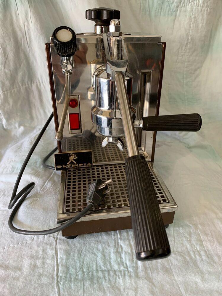 1973 Olympia Cremina Espresso Machine Switzerland Good Condition Capsule Coffee Machine Coffee Geek Breakfast Blend Coffee