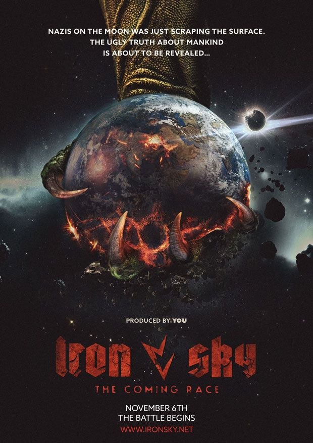 Download Iron Sky: The Coming Race Full-Movie Free