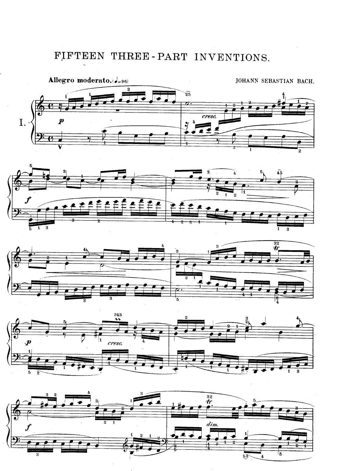 invenciones musica