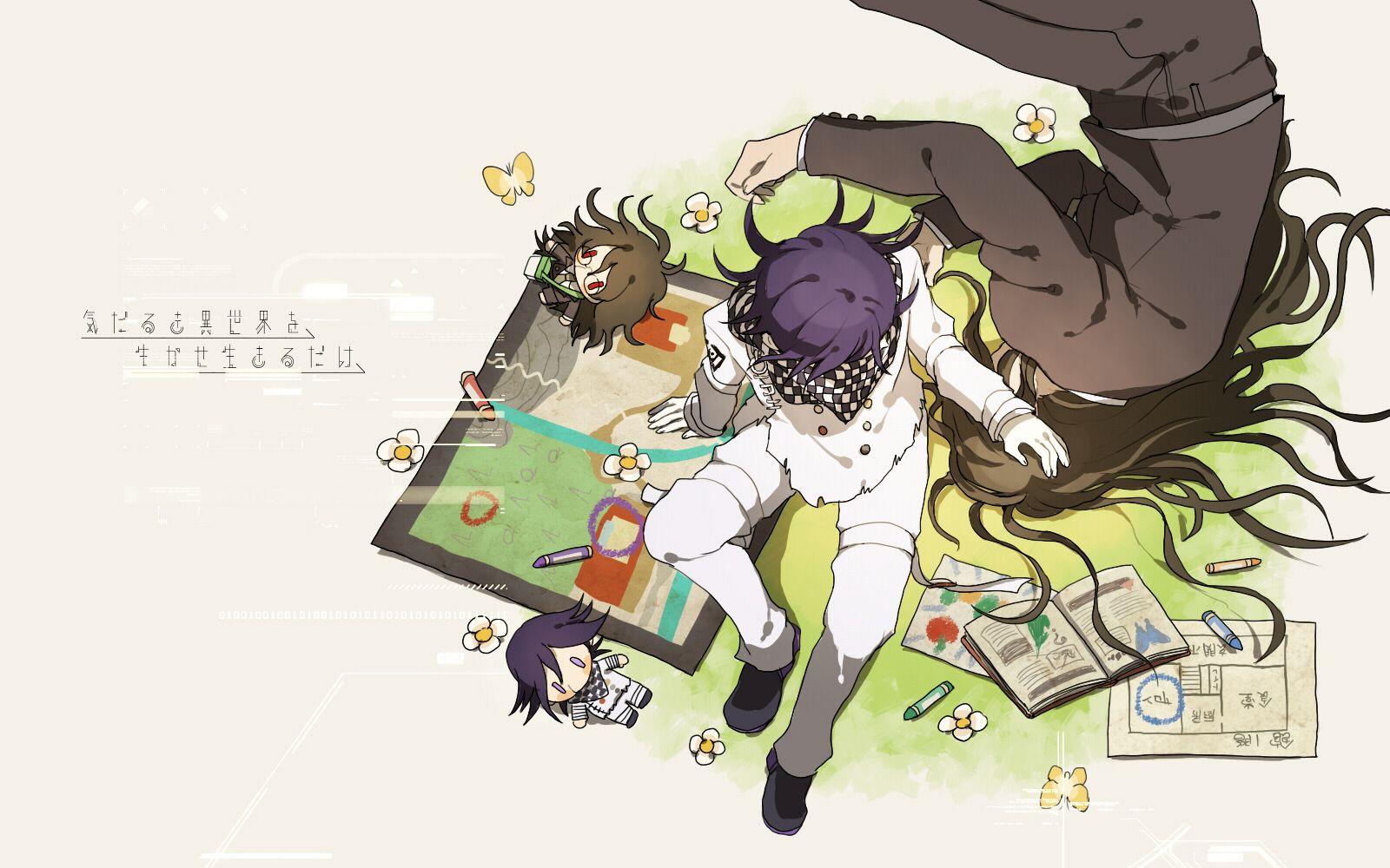 Pinterest danganronpa danganronpa game anime